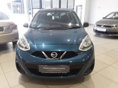 2018 Nissan Micra 1.2 Active Visia Free State Bloemfontein_1