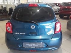 2018 Nissan Micra 1.2 Active Visia Free State Bloemfontein_4