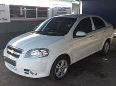 2014 Chevrolet Aveo 1.6 Ls A/t  Western Cape