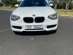 2014 BMW 1 Series 118i 5dr A/t (f20)  Western Cape