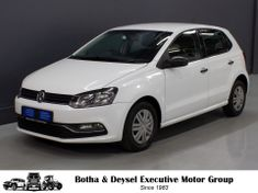 2016 Volkswagen Polo 1.2 TSI Trendline 66KW Gauteng Vereeniging_0