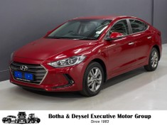 2018 Hyundai Elantra 1.6 Executive Gauteng