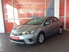 2016 Toyota Corolla 1.4D Prestige Mpumalanga