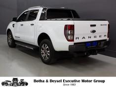 2018 Ford Ranger 3.2TDCi WILDTRAK Auto Double Cab Bakkie Gauteng Vereeniging_2