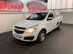2012 Chevrolet Corsa Utility 1.4 Ac Pu Sc  Gauteng Vereeniging_0