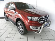 2020 Ford Everest 2.0D Bi-Turbo LTD 4X4 Auto Gauteng Springs_2