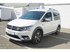 2020 Volkswagen Caddy Alltrack 2.0 TDI DSG 103kW Eastern Cape King Williams Town_2