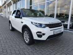 2017 Land Rover Discovery Sport SPORT 2.0i4 D SE Western Cape