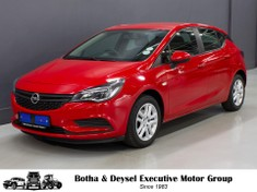 2016 Opel Astra 1.0T Essentia 5-Door Gauteng Vereeniging_0