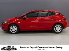2016 Opel Astra 1.0T Essentia 5-Door Gauteng Vereeniging_1
