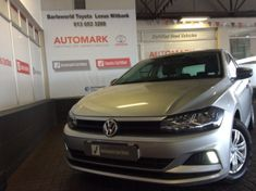 2019 Volkswagen Polo 1.0 TSI Trendline Mpumalanga Witbank_4