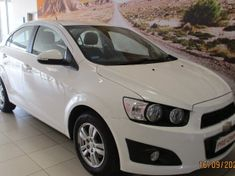 2016 Chevrolet Sonic 1.6 Ls  Gauteng