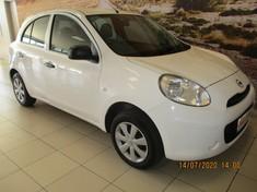 2016 Nissan Micra 1.2 Visia Insync 5dr d86v  Gauteng Magalieskruin_3