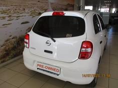 2016 Nissan Micra 1.2 Visia Insync 5dr d86v  Gauteng Magalieskruin_4