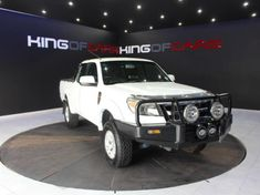 2010 Ford Ranger 3.0tdci Xlt 4x4 P/u Sup/cab  Gauteng