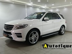 2014 Mercedes-Benz M-Class Ml 350 Bluetec  Kwazulu Natal