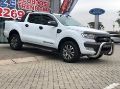 2018 Ford Ranger 3.2TDCi WILDTRAK 4X2 Double Cab Bakkie Mpumalanga Nelspruit_0