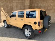 2014 Jeep Wrangler Unlimited 3.6l V6 At  Gauteng Johannesburg_2