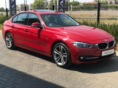 2018 BMW 3 Series 320i Sport Line Auto Gauteng