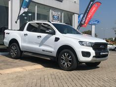 2020 Ford Ranger 2.0TDCi WILDTRAK 4X4 Auto Double Cab Bakkie Mpumalanga Nelspruit_0
