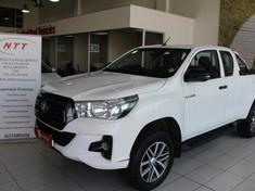 2018 Toyota Hilux 2.4 GD-6 RB SRX P/U E/CAB Limpopo