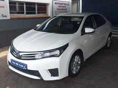 2016 Toyota Corolla 1.6 Prestige Western Cape