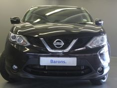 2014 Nissan Qashqai 1.2T Acenta+Techno Western Cape