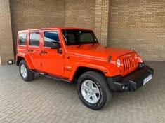 2015 Jeep Wrangler Unlimited 3.6l V6 A/t  Gauteng
