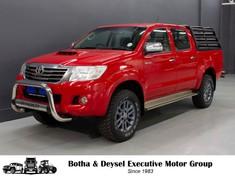 2013 Toyota Hilux 3.0 D-4d Raider 4x4 A/t P/u D/c  Gauteng