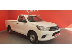 2019 Toyota Hilux 2.0 VVT Single Cab Bakkie Mpumalanga