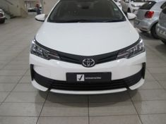2020 Toyota Corolla Quest 1.8 CVT Mpumalanga White River_2