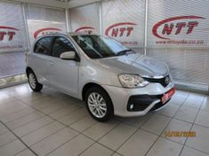 2020 Toyota Etios 1.5 Xs 5dr  Mpumalanga Hazyview_0