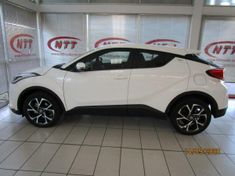 2020 Toyota C-HR 1.2T Plus CVT Mpumalanga Hazyview_2
