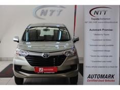 2020 Toyota Avanza 1.5 SX Auto Mpumalanga Barberton_3