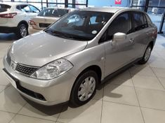 2013 Nissan Tiida 1.6 Visia  MT Sedan Free State Bloemfontein_2