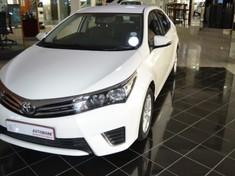 2015 Toyota Corolla 1.4D Prestige Western Cape