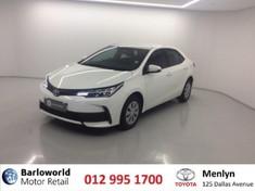 2020 Toyota Corolla Quest 1.8 CVT Gauteng Pretoria_0