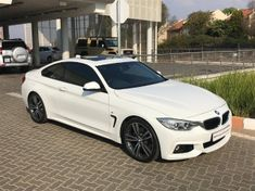 2015 BMW 4 Series 428i Coupe M Sport Auto Gauteng