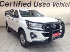 2020 Toyota Hilux 2.4 GD-6 SRX 4X4 Double Cab Bakkie Limpopo