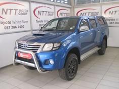 2013 Toyota Hilux 3.0 D-4d Raider 4x4 Pu Dc  Mpumalanga White River_0