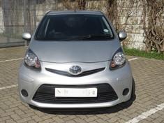 2012 Toyota Aygo 1.0 Wild 5dr  Western Cape Stellenbosch_2