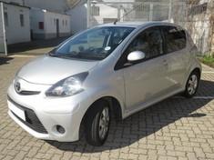 2012 Toyota Aygo 1.0 Wild 5dr  Western Cape Stellenbosch_3