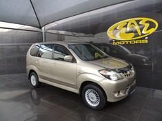 2009 Toyota Avanza 1.5 Sx  Gauteng Vereeniging_0