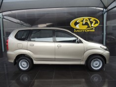 2009 Toyota Avanza 1.5 Sx  Gauteng Vereeniging_2
