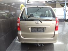 2009 Toyota Avanza 1.5 Sx  Gauteng Vereeniging_4