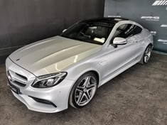 2018 Mercedes-Benz C-Class AMG Coupe C63 Western Cape