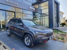 2020 Jeep Cherokee 2.0T Trailhawk Auto Gauteng Midrand_0