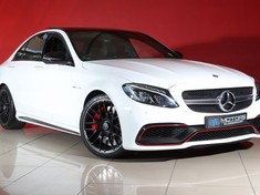 2015 Mercedes-Benz C-Class C63 AMG S North West Province