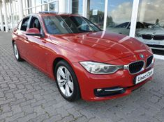 2015 BMW 3 Series 320d Sport Line A/t (f30)  Western Cape
