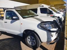 2014 Toyota Hilux 2.5 D-4d Srx Rb Pu Sc  Gauteng Vereeniging_1